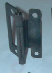 Scharniere braun 40 x 40 mm 40128m NEU Kunststoff Scharnier 10x≙1,10€//St