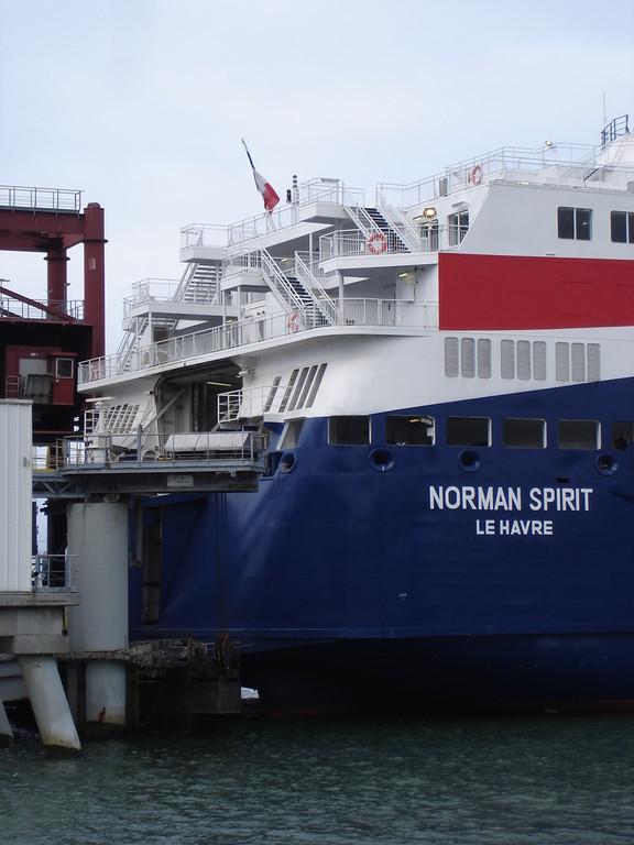 Norman Spirit (© lebateaublog 2011)
