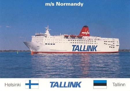 Normandy (1997/Tallink/Tallinn(E)-Helsinki(SF))