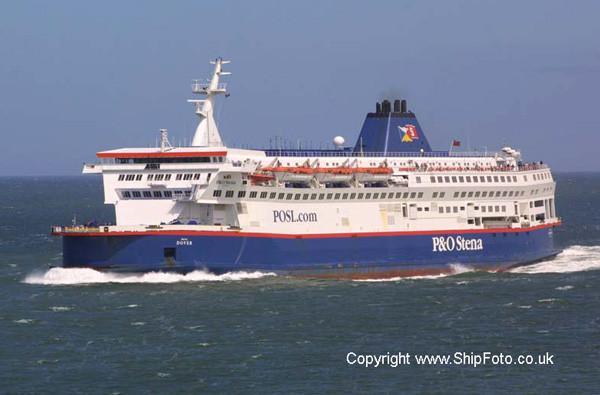 POSL Dover/Calais (1999-2002/P&O-Stena)