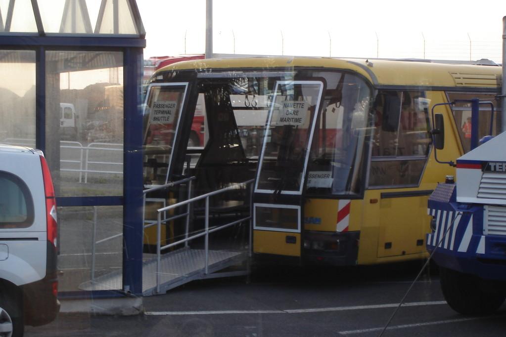 Le bus amphidrome de Roscoff (© lebateaublog juin 2011)