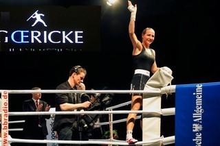 Wir gratulieren Ramona Kühne zur dreifach-Titelverteidigung