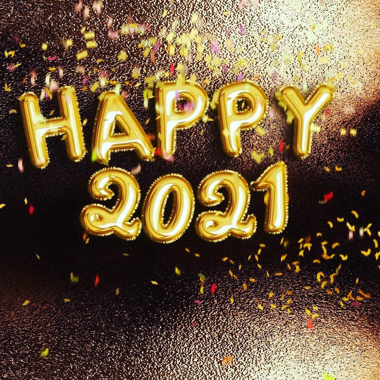 Gesundes 2021 wünschen wir EUCH allen