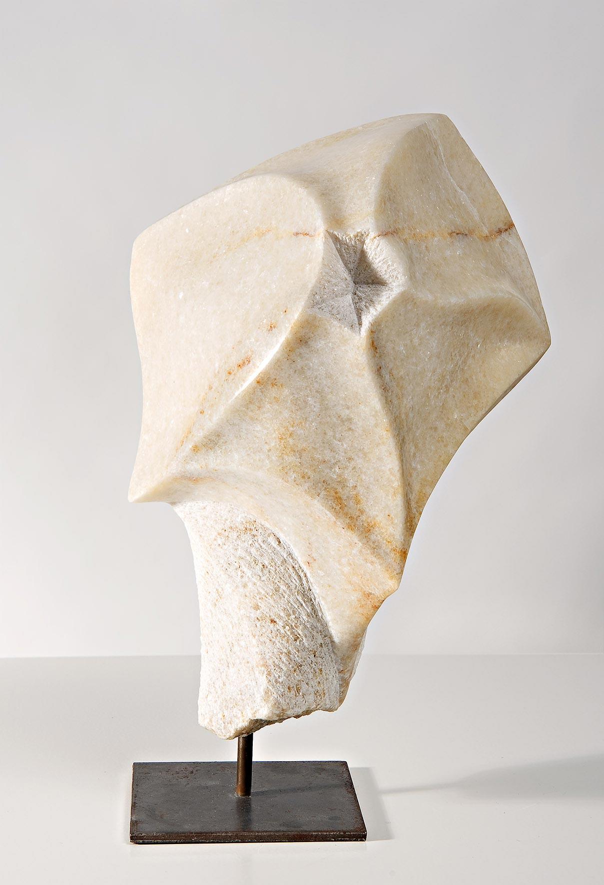 Organic, grinch. Marmor, 37/22/16 cm