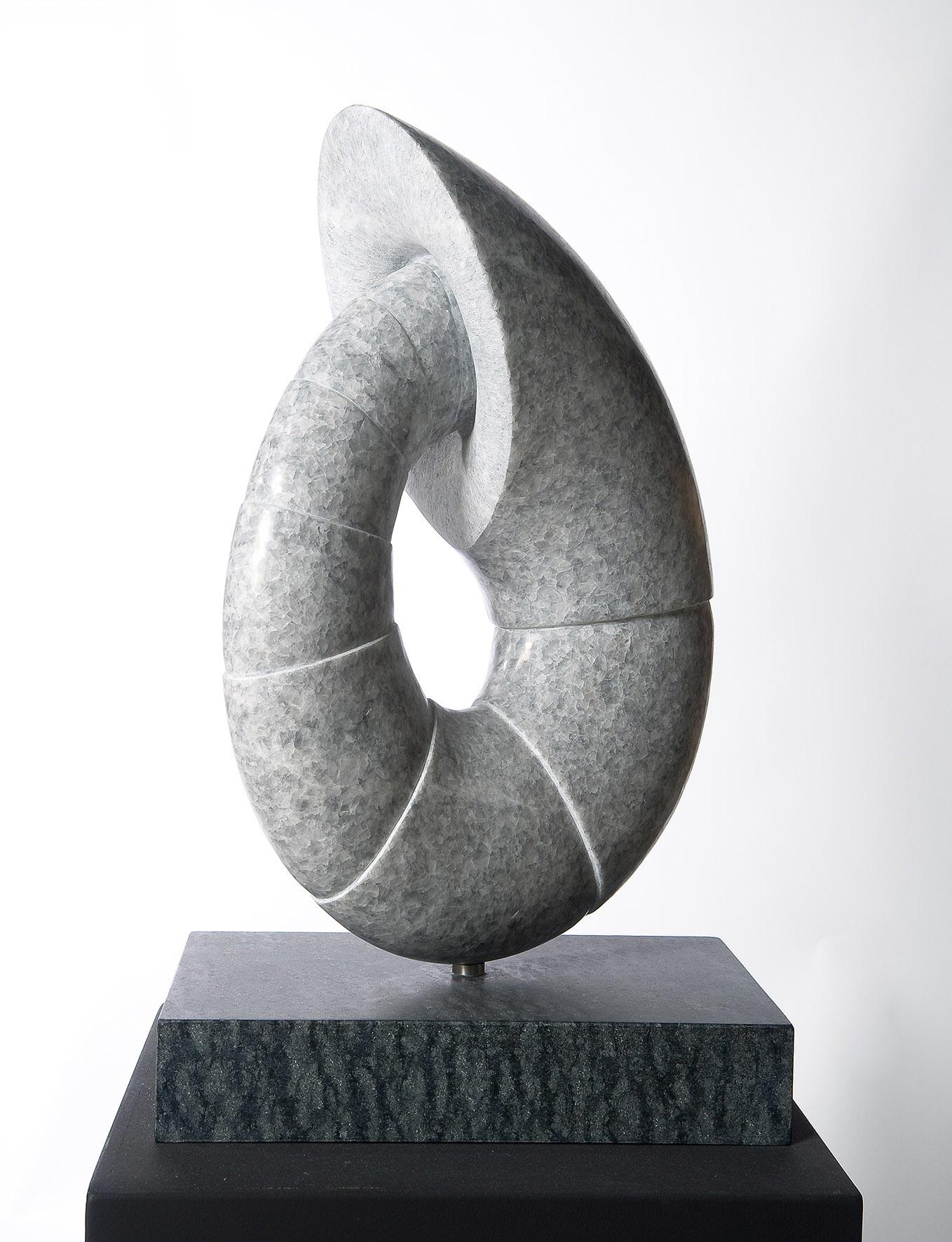 Shrimp, griech. Marmor, 60/35/15 cm