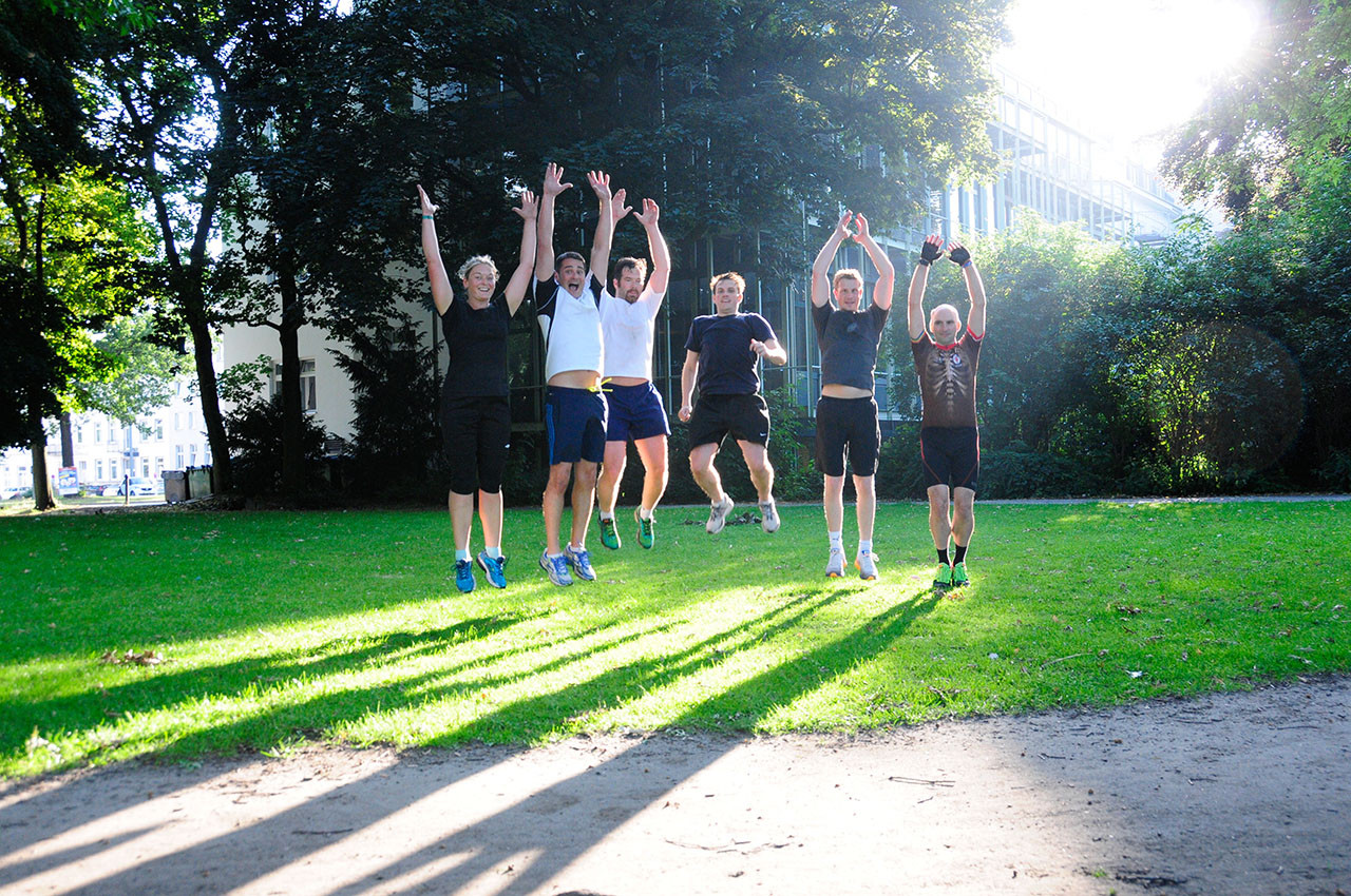 Bild dockfit fitness bootcamp  hamburg altona early birds