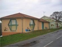 La Maison du Miel et des Abeilles qui abrite actuellement le rucher école du cercle Apicole du Nord Meusien.