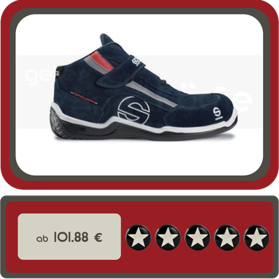 SCHUHE Sparco RACING HIGH S3