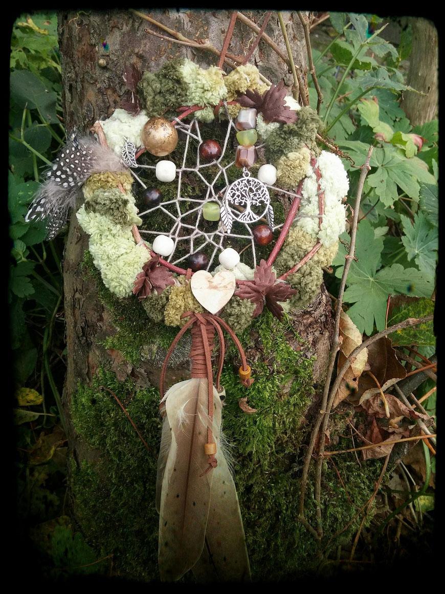 levensboom Dromenvanger natuur
