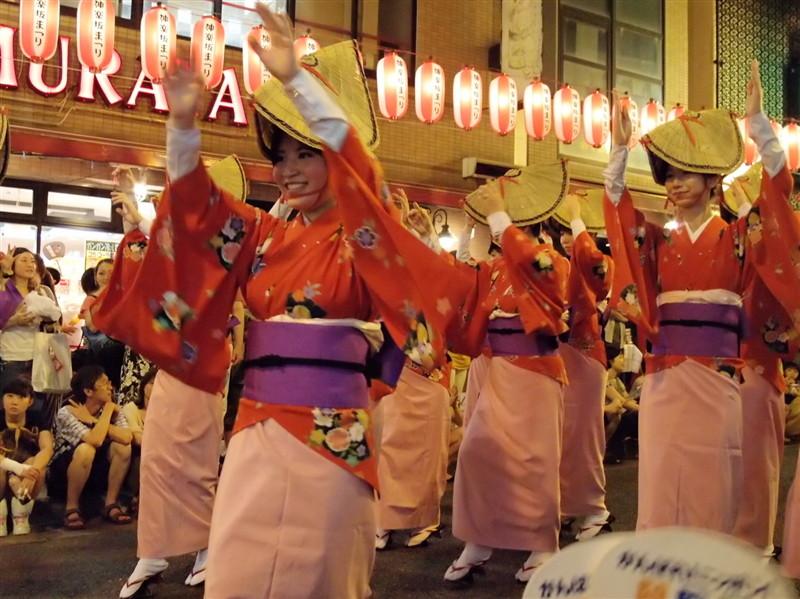 Summer 2012 - Awaodori(Kagurazaka Shinjuku)