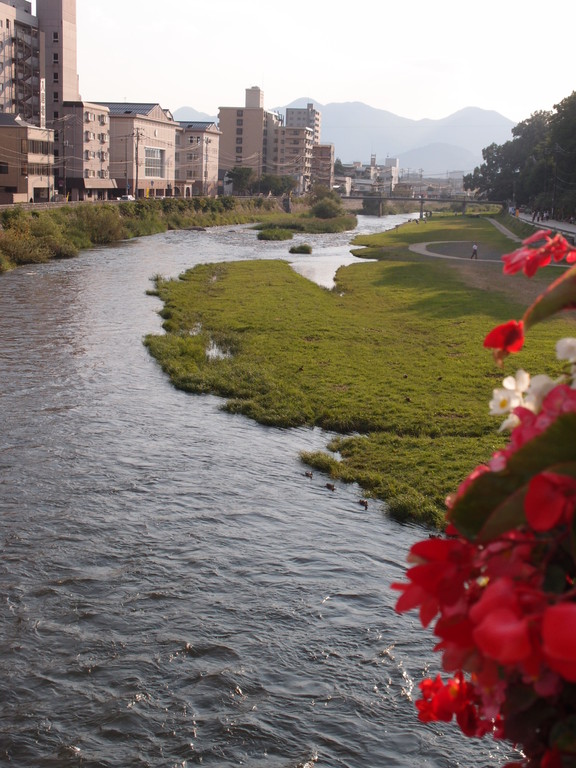 Nakatugawa-River