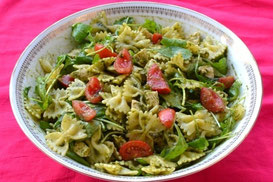 ricetta insalata di pasta light