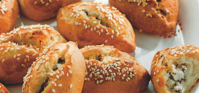 Ricetta pirozhki, ipanini russi