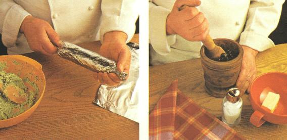 Come preparare i burri composti