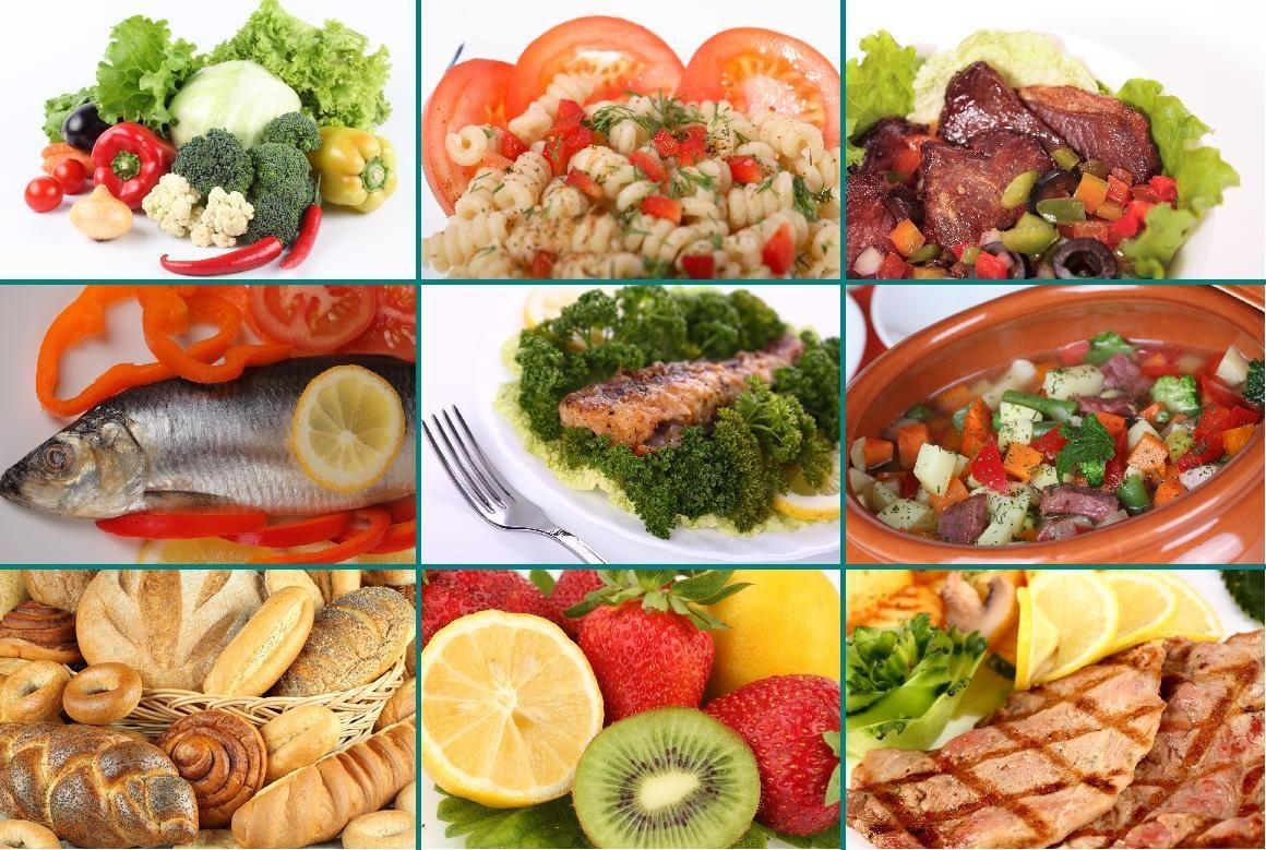 menù con quinoa e dieta dissociata