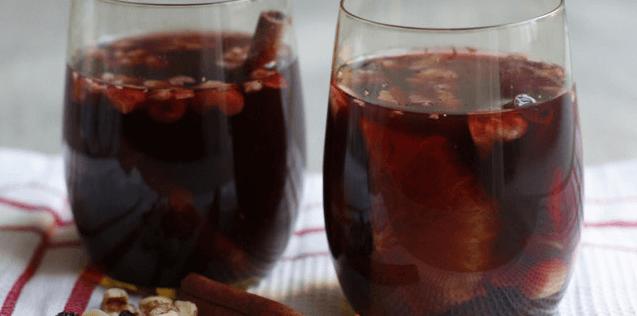 Ricetta per fare il vin brulè