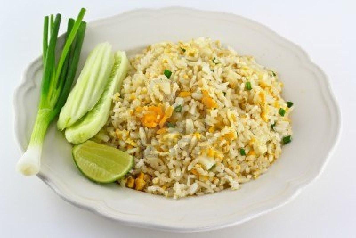dieta di riso al tonno e pinari