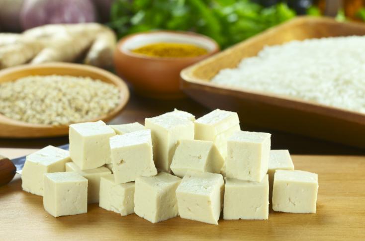 Tofu il formaggio vegan: ricette calorie e valori nutrizionali
