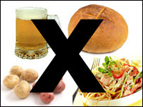 dieta dissociata dimagrante: menu