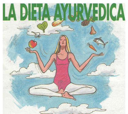 dieta ayurvedica: menù settimanale