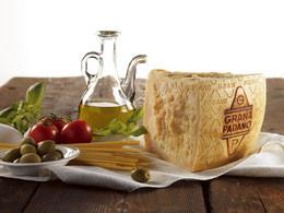 Dieta del Grana Padano: menù settimanale completo + ricette