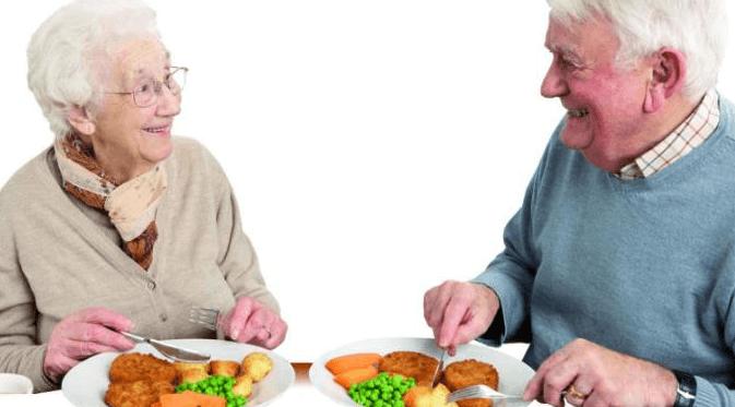 L'inappetenza negli anziani e il rifiuto del cibo