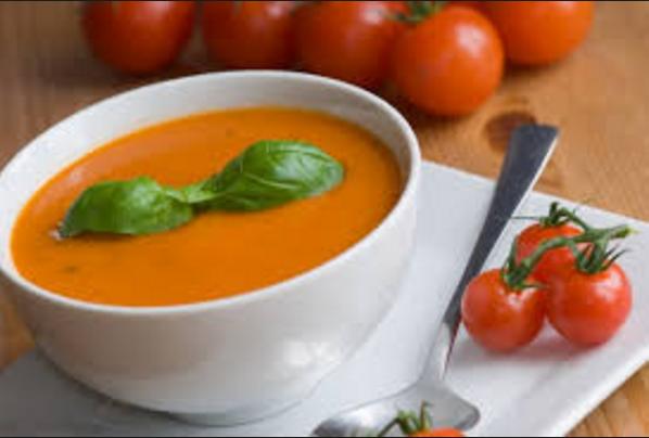 Crema di pomodoro al basilico ricetta light