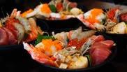 Piatto sashimi