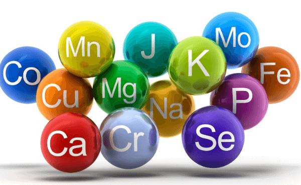 Sali minerali: cosa sono e in quale alimenti dove trovarli