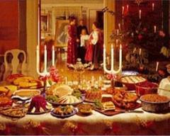 Dieta dimagrante prima e dopo Natale