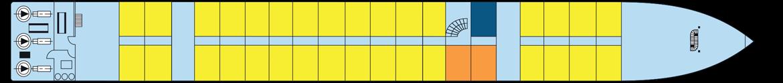 MS Symphonie Hauptdeck