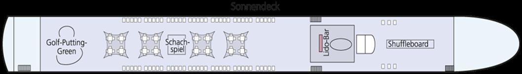 AMADEUS Diamond Sonnendeck