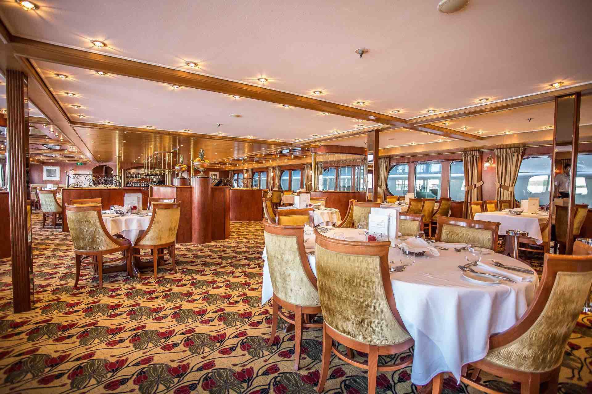 MS VIVA VOYAGE Panorama Restaurant