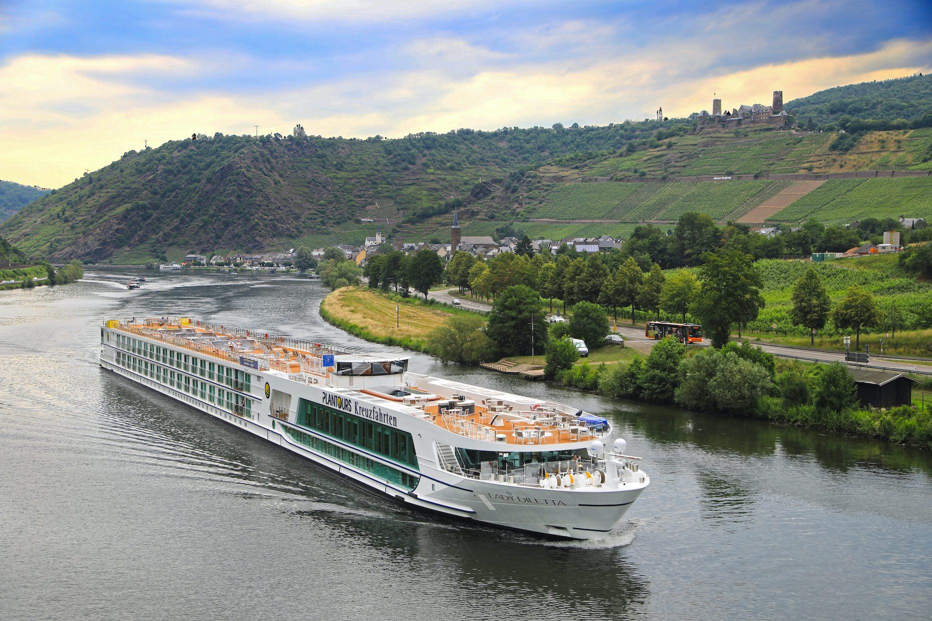 MS Lady Diletta startet im November mit drei Karneval-Top Acts auf Flusskreuzfahrt