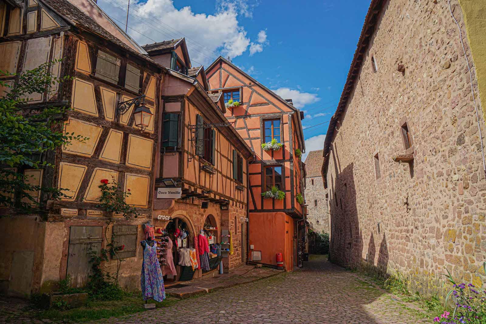 MS Anna Katharina Reisebericht Teil 3: Straßburg, Riquewihr & Rüdesheim