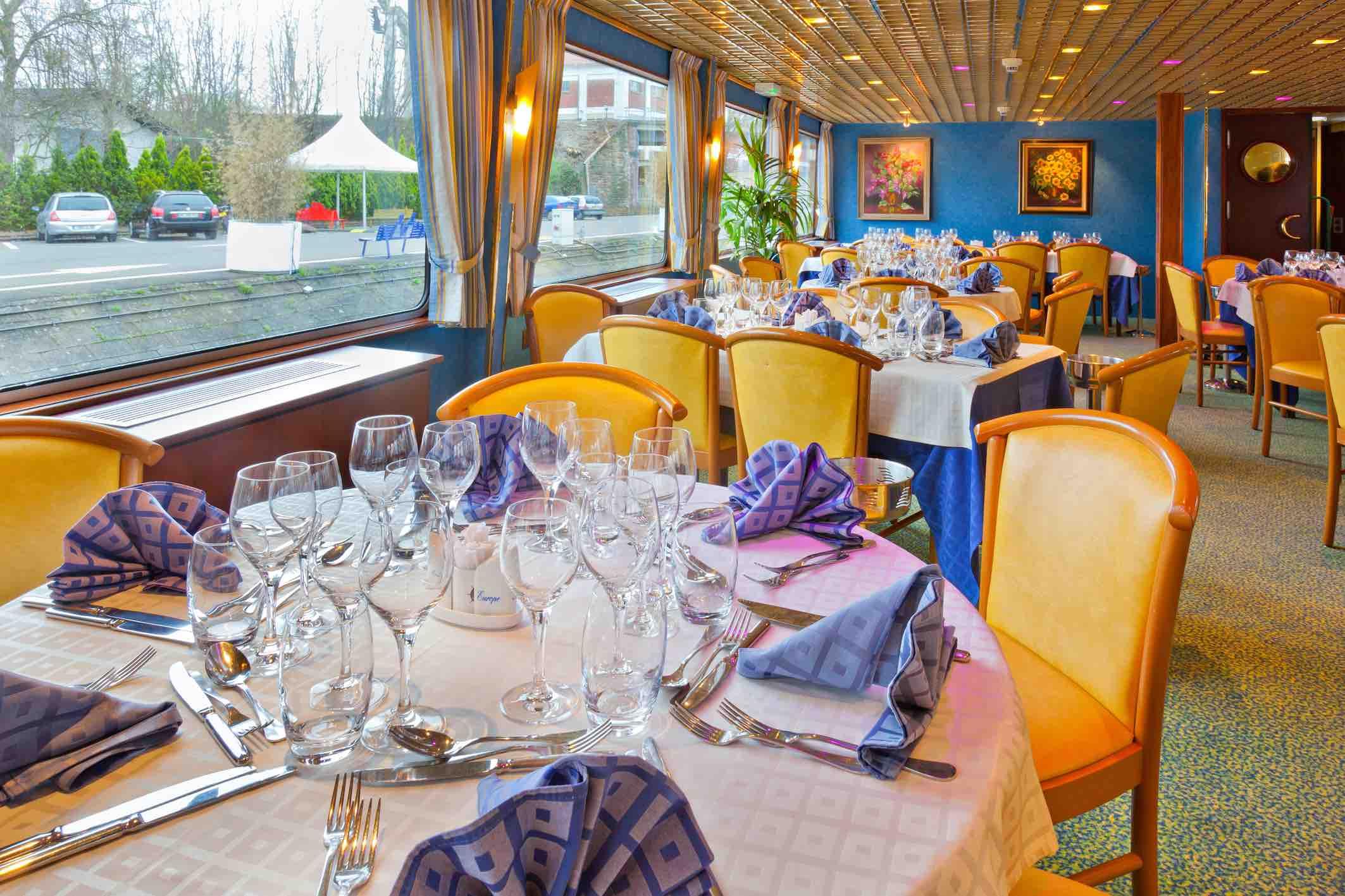 MS La Bohème Restaurant