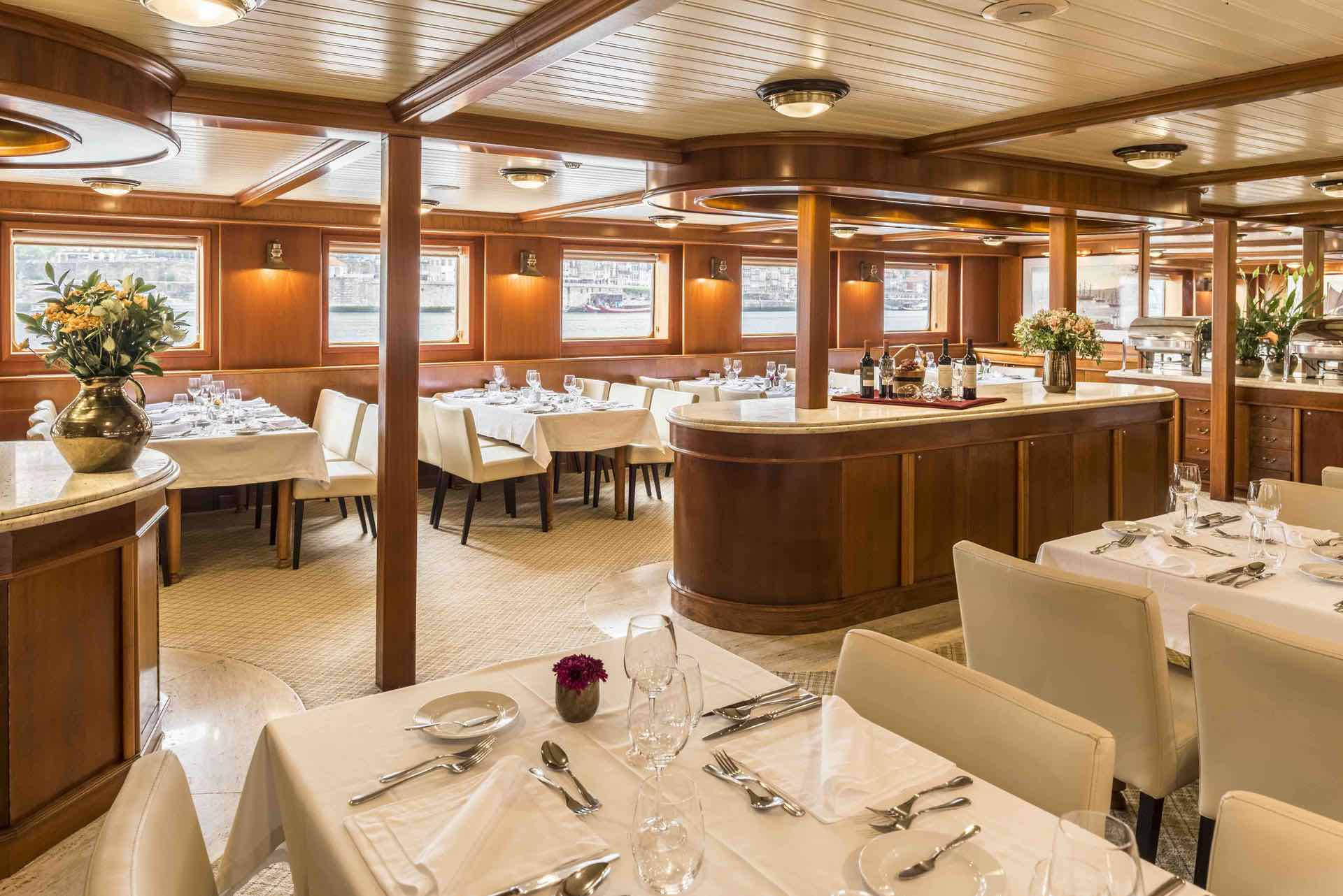 MS Douro Prince Panorama Restaurant