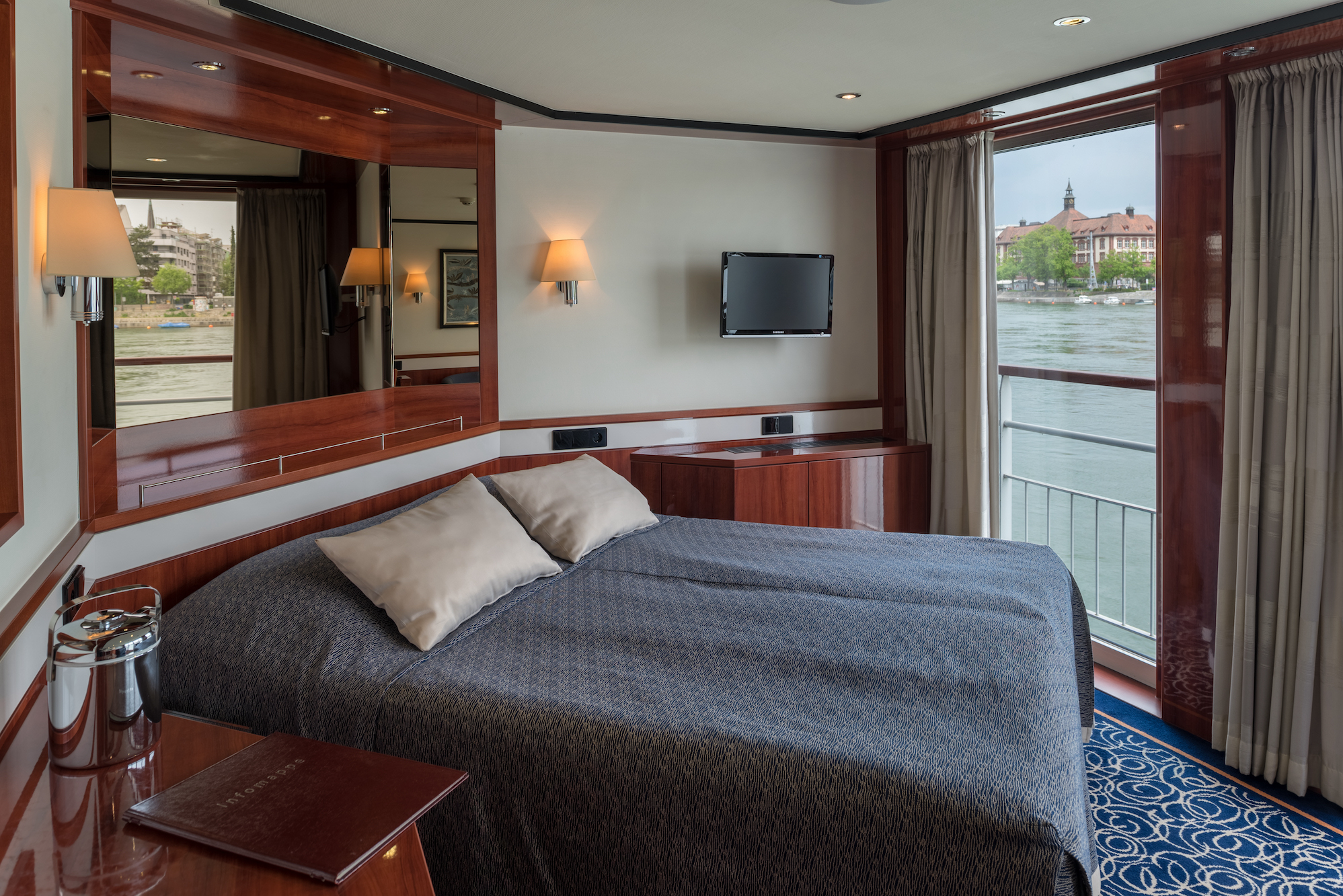 MS Thurgau Ultra Deluxe Suite