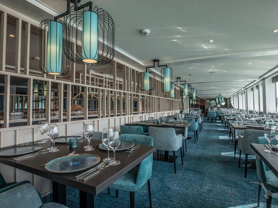 MS Andrea Vier Jahreszeiten Restaurant
