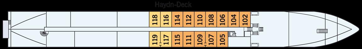 AMADEUS Provence Haydn-Deck