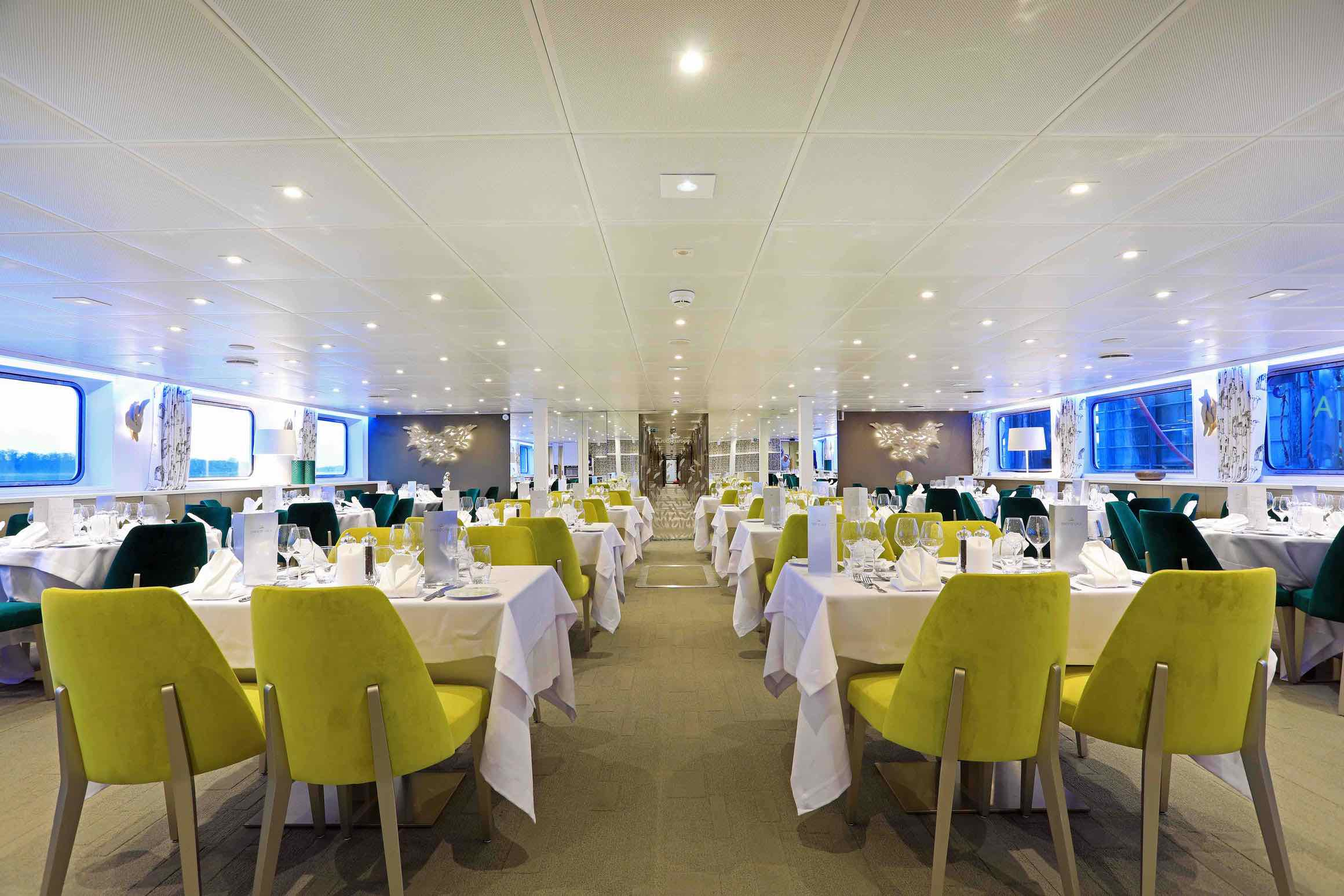 MS Elbe Princesse II Restaurant