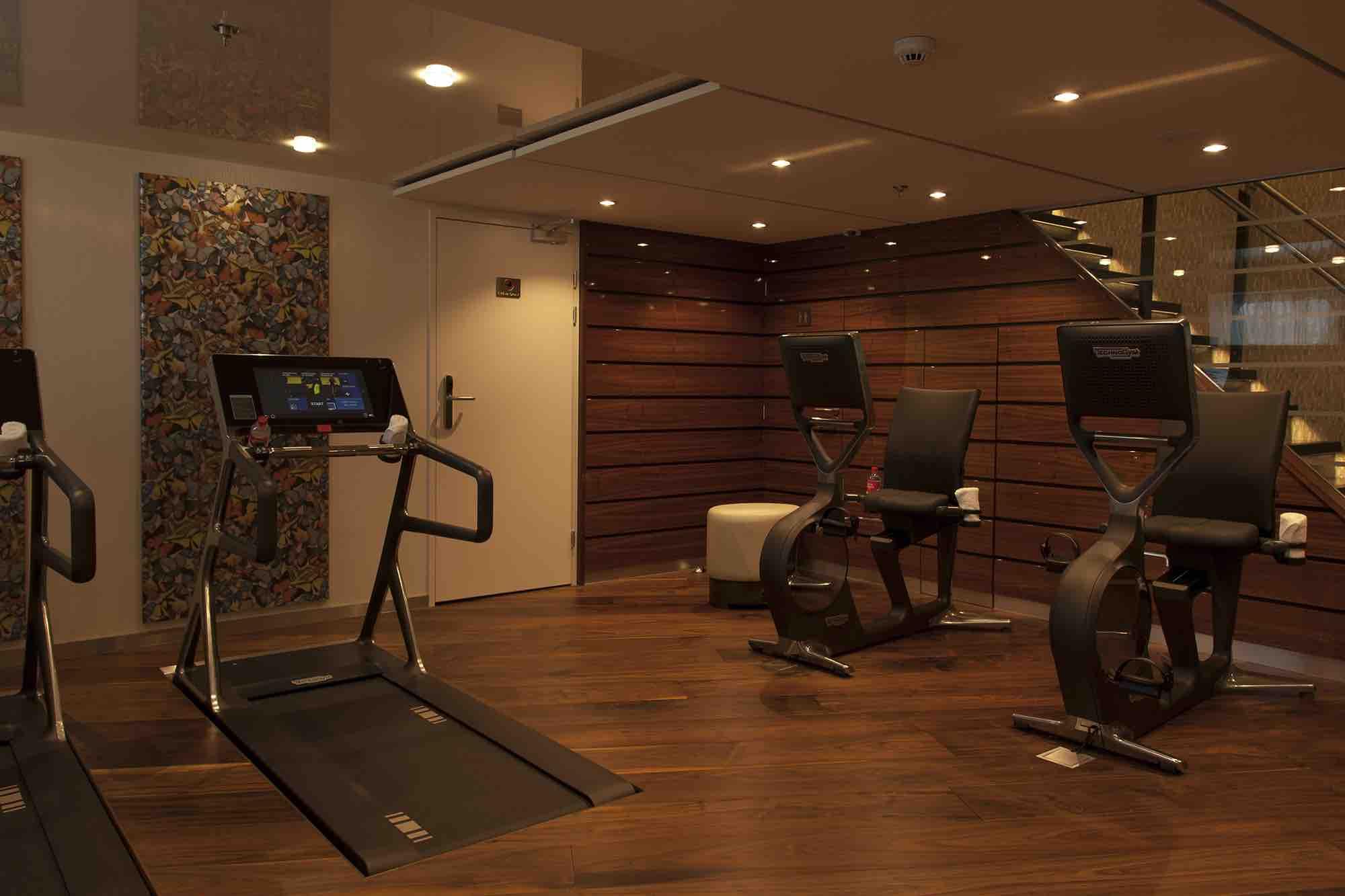 AmaStella Fitnessraum