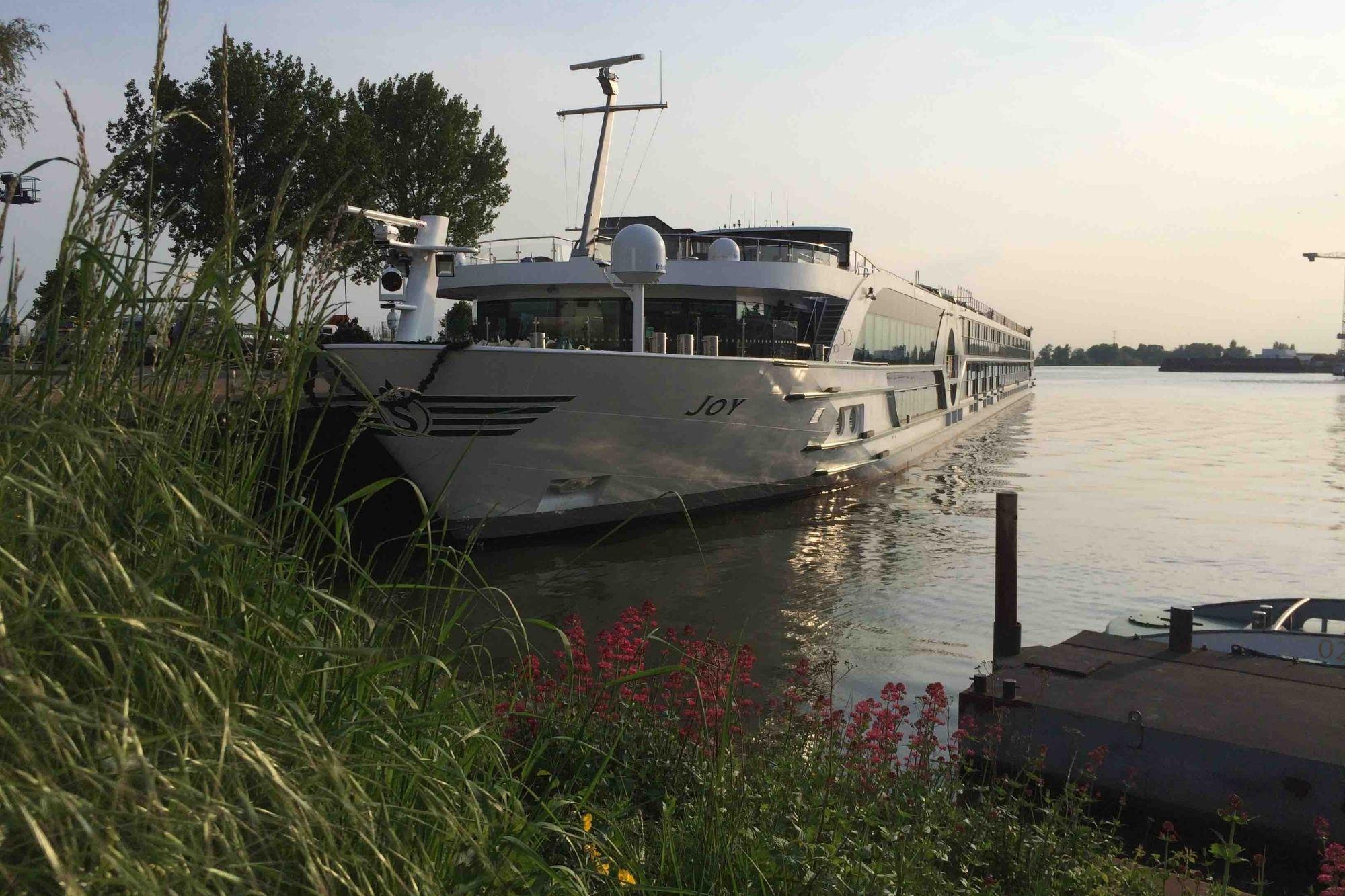 VIVA Cruises: MS JOY als neues Schiff auf der Donau