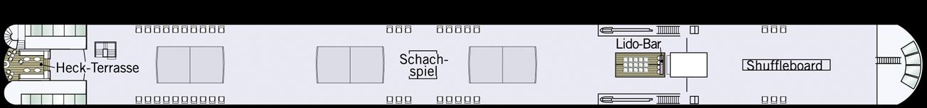 AMADEUS Star Sonnendeck