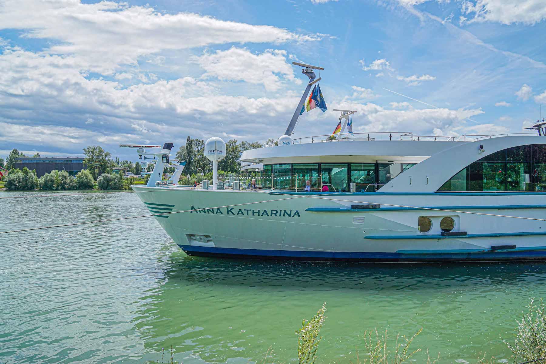MS Anna Katharina Reisebericht Teil 2: Breisach & Basel