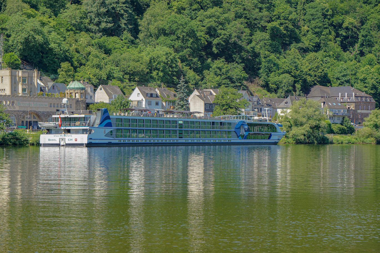 Wochenendauszeit auf dem VIVA RIVERSIDE Hotelschiff in Traben-Trarbach