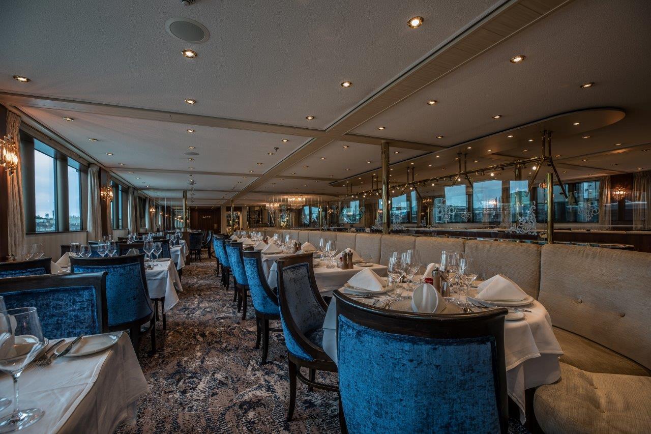 MS VIVA Inspire Restaurant
