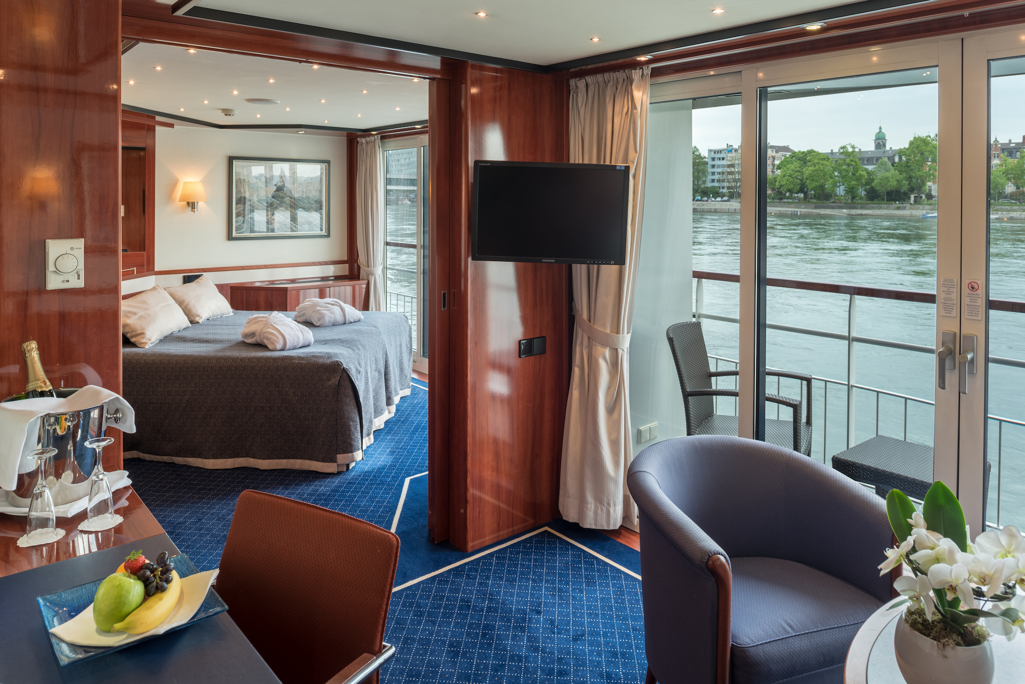 MS Thurgau Ultra Queen Suite