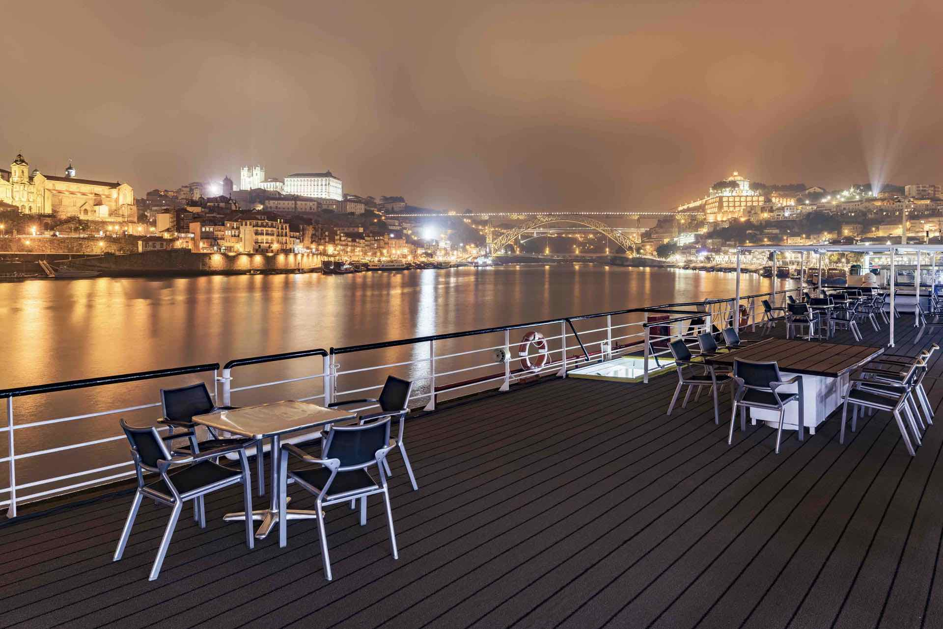 MS Douro Prince Sonnendeck