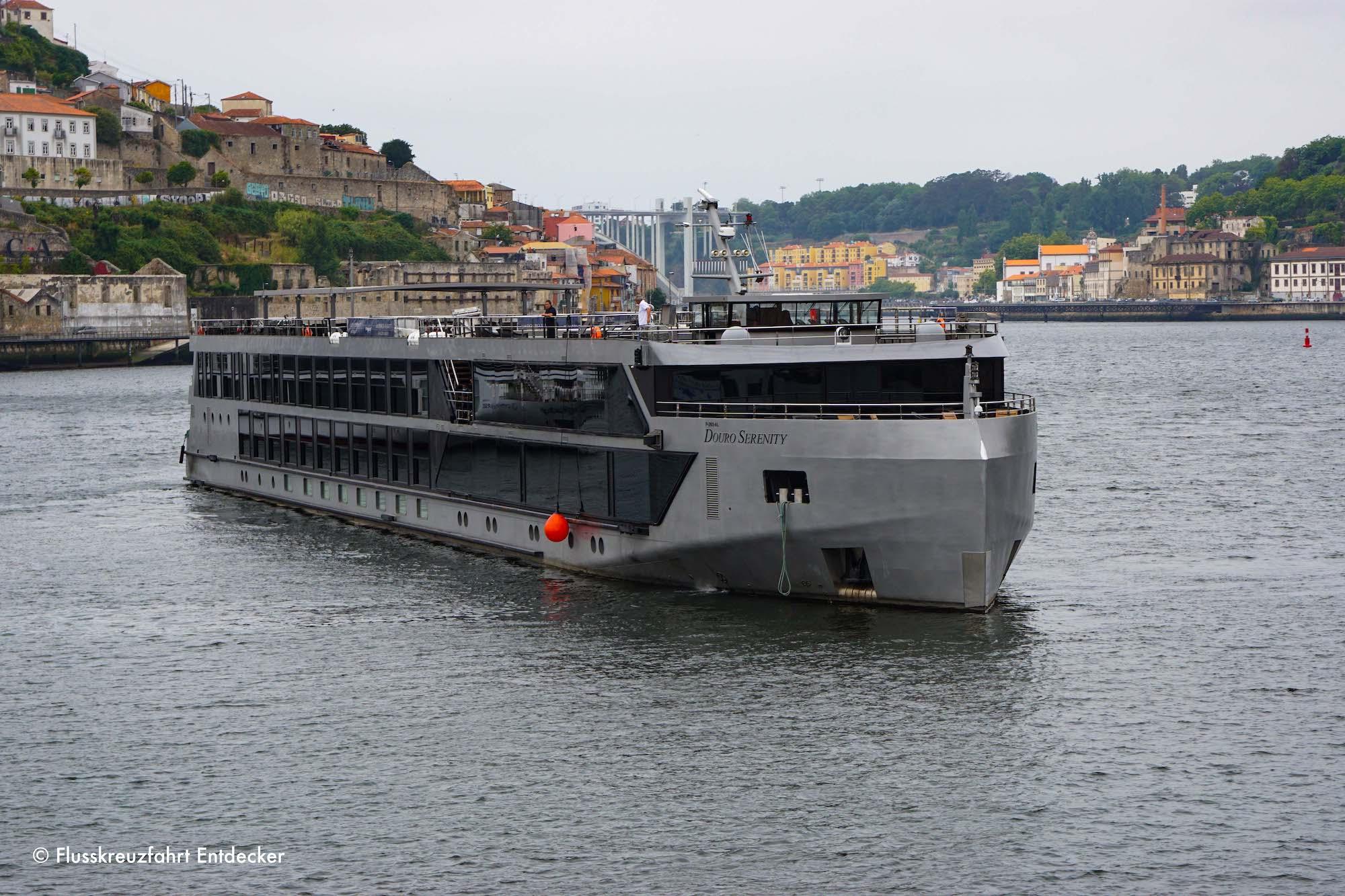 MS DOURO SERENITY: Portugiesisch und modern über den Douro